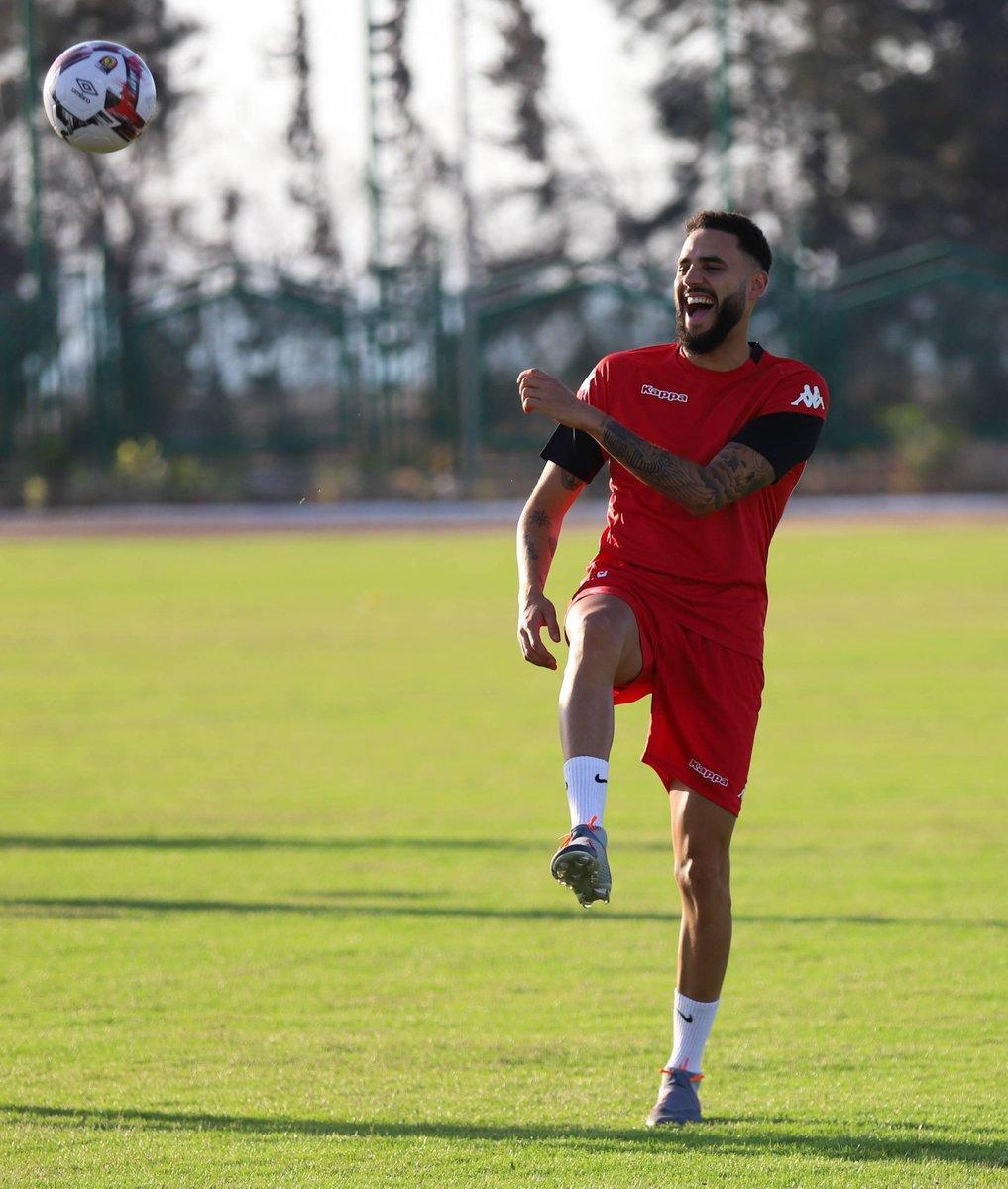 تدريبات منتخب تونس (3)