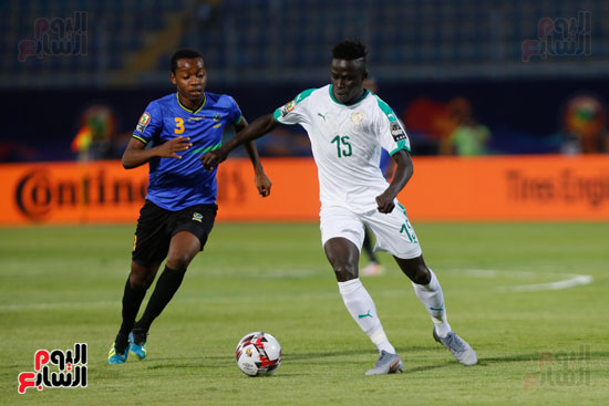 السنغال تتقدم على تنزانيا (19)