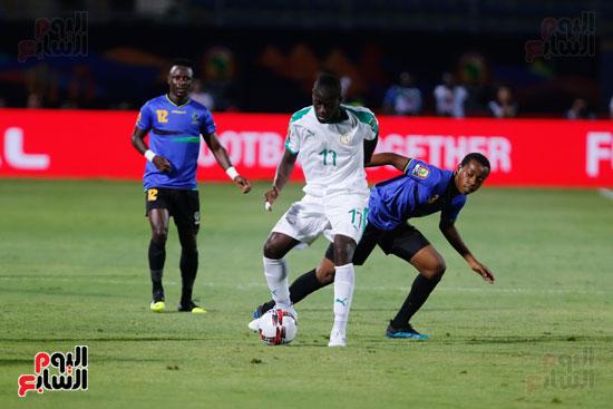 السنغال تتقدم على تنزانيا (8)