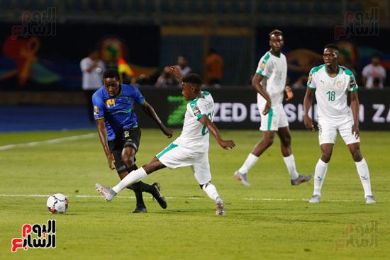 السنغال تتقدم على تنزانيا (5)