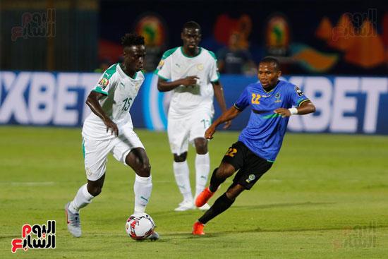 السنغال تتقدم على تنزانيا (9)