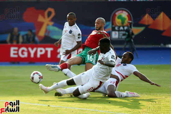 المغرب وناميبيا (2)