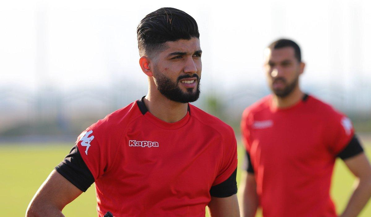 تدريبات منتخب تونس (1)