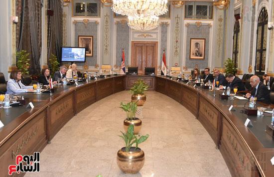 الدكتور على عبد العال رئيس مجلس النواب (2)