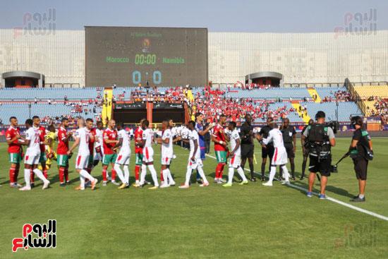 المغرب وناميبيا  (25)
