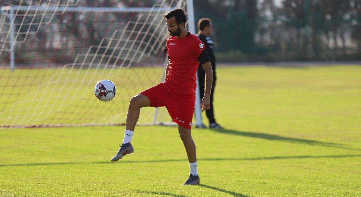 تدريبات منتخب تونس (2)