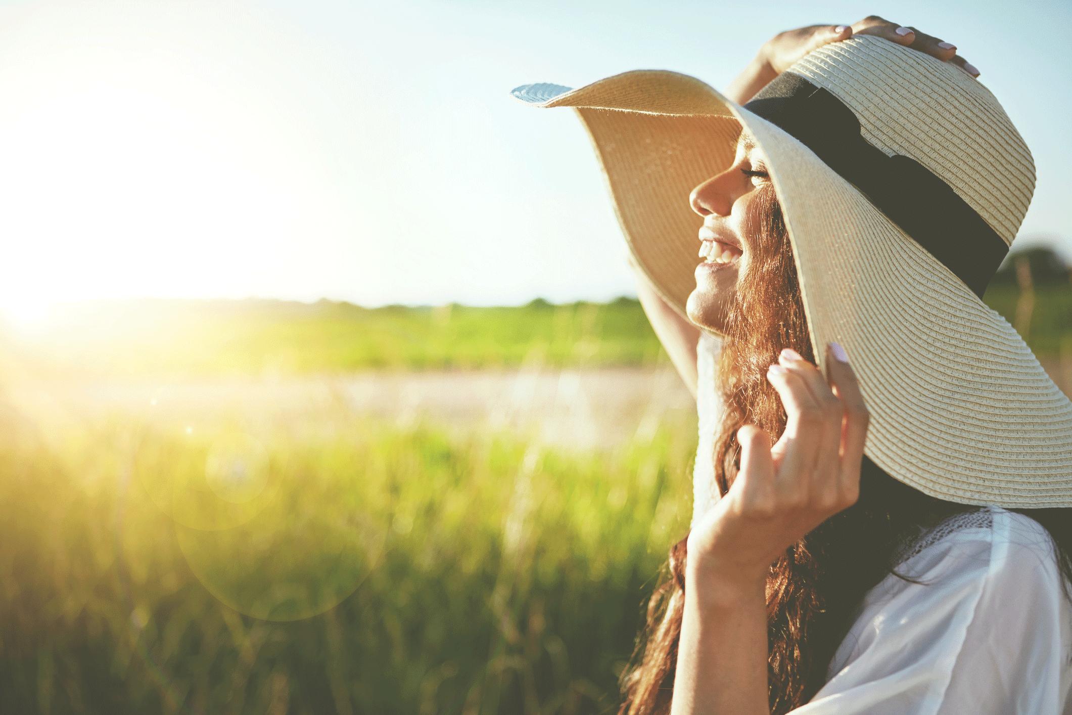 اشعة الشمس المصدر الرئيسي لفيتامين د