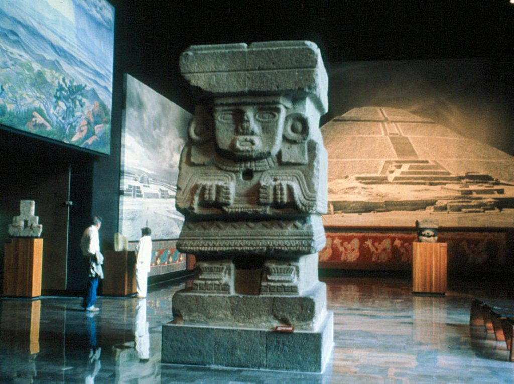 8. Mexico City National Museum Of Anthropology