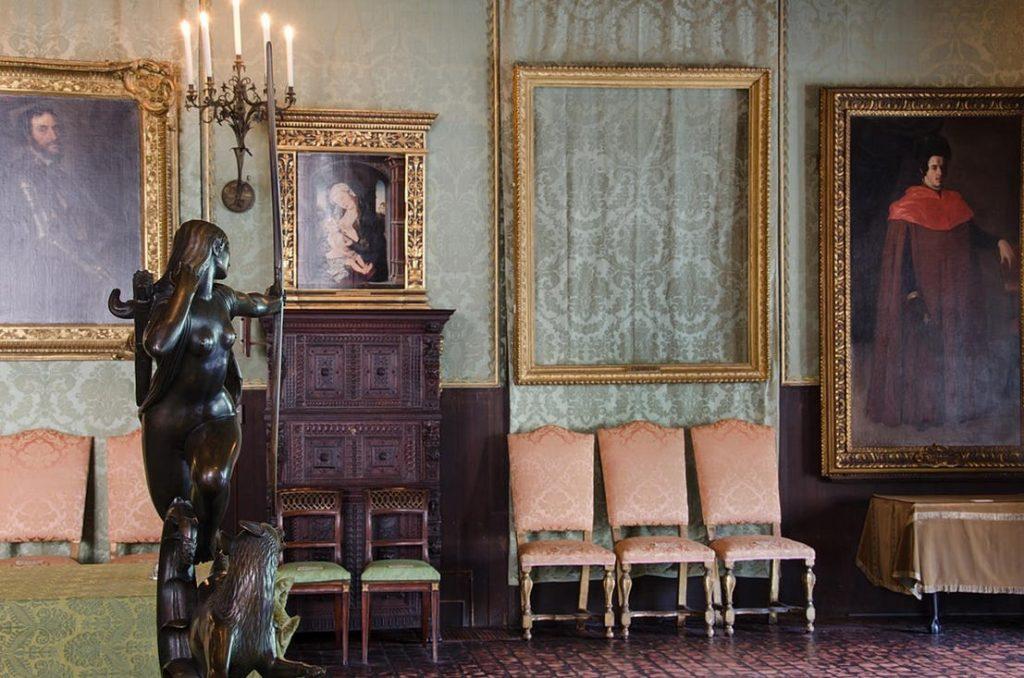 10. The Isabella Stewart Gardner Museum