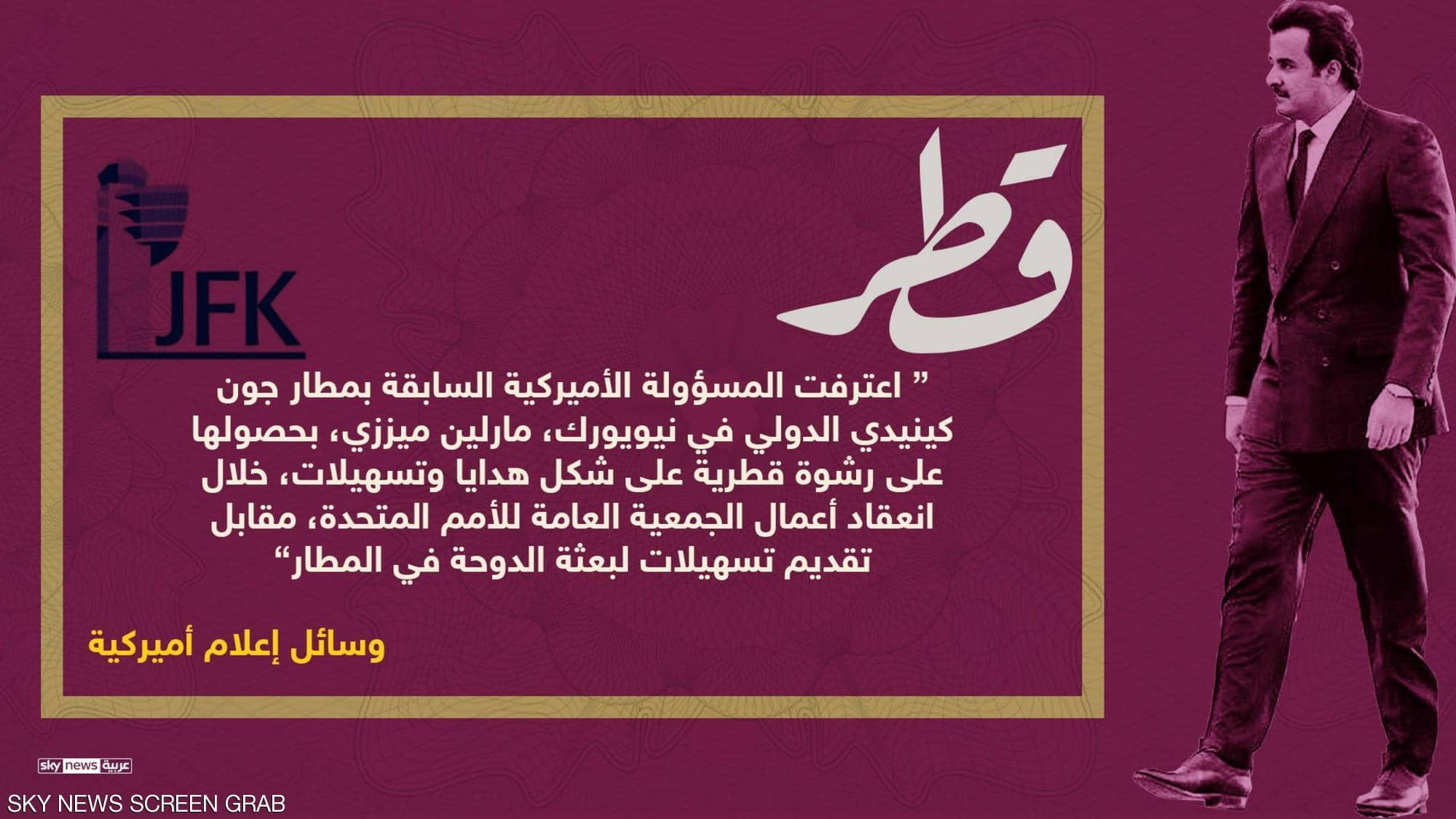 قطر تقدم الرشاوى فى الهدايا والتسهيلات