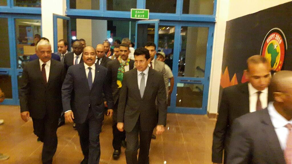 رئيس موريتانيا  2