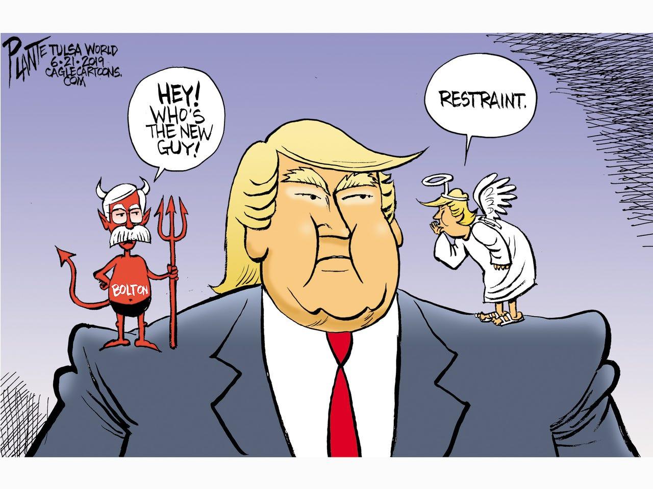 كاريكاتير يو إس إيه توداى