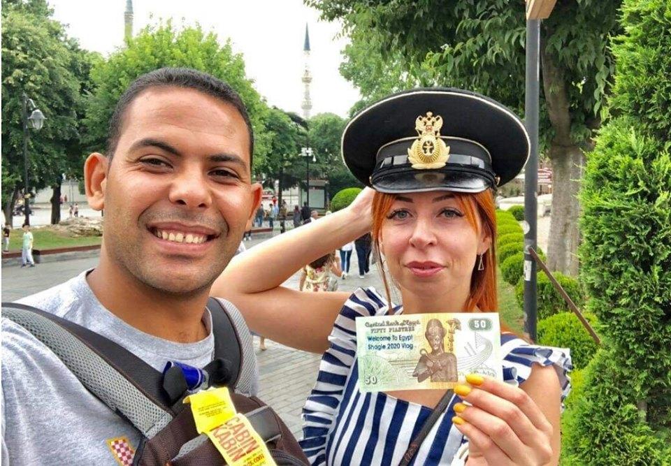 -العملة-المصرية-فى-يد-الاجانب