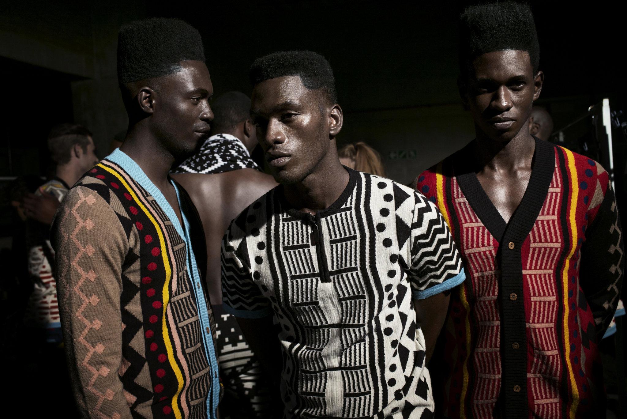 ملابس افريقية (2)