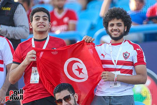 جماهير الأهلى والزمالك تشعل مدرجات تونس (19)