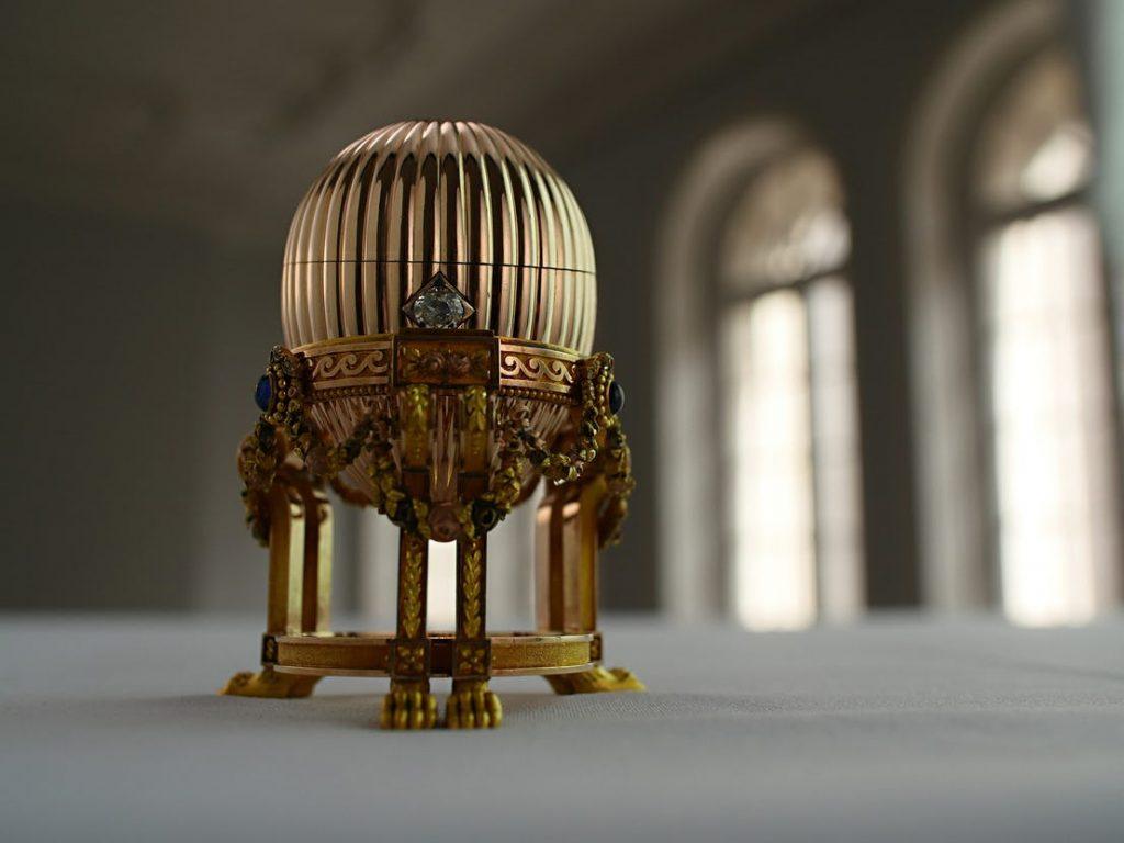 3. Third Imperial Fabergé Egg