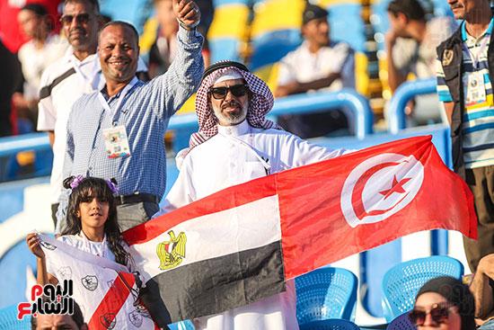 جماهير الأهلى والزمالك تشعل مدرجات تونس (25)