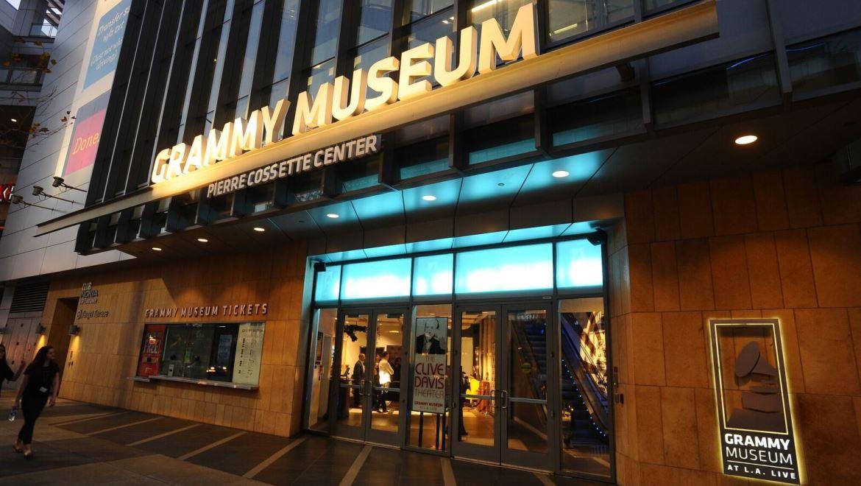متحف جرامى فى الولايات المتحدة الأمريكية