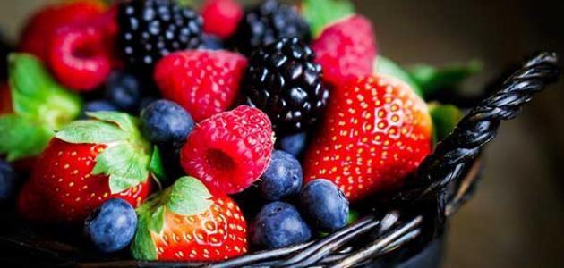 نصائح لحفظ الفاكهة بفصل الصيف (1)