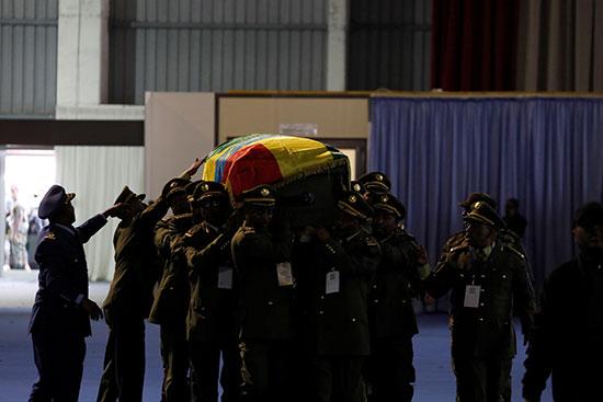 الجنازة العسكرية