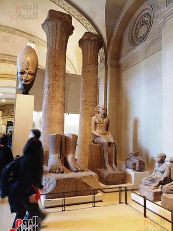 آثار-مصرية-فى-اللوفر-(8)