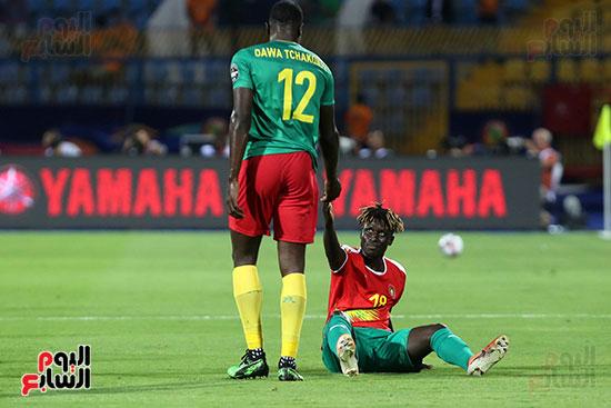 الكاميرون وغينيا بيساو (25) 0