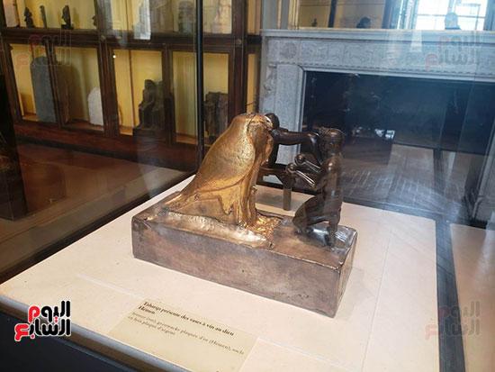 آثار-مصرية-فى-اللوفر-(5)