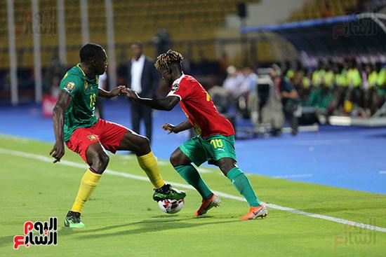 الكاميرون وغينيا بيساو (9) 0