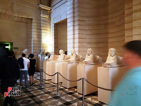 آثار-مصرية-فى-اللوفر-(10)