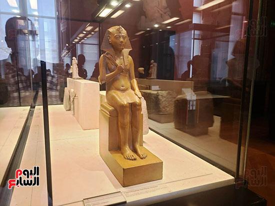 آثار-مصرية-فى-اللوفر-(2)