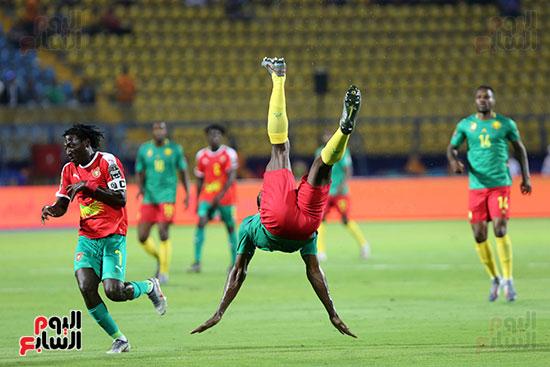 الكاميرون وغينيا بيساو (2) 0
