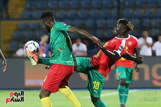 الكاميرون وغينيا بيساو (1) 0