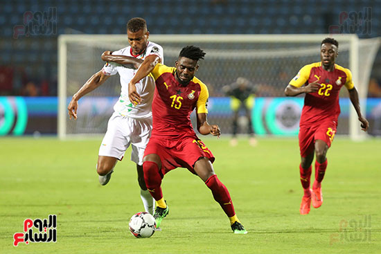 غانا وبنين (3)