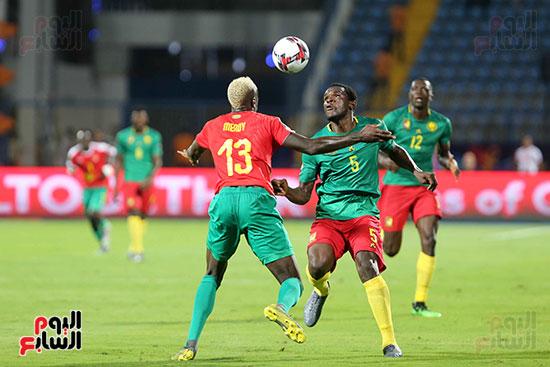 الكاميرون وغينيا بيساو (16) 0