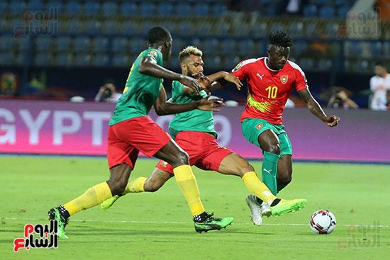 الكاميرون وغينيا بيساو (7) 0