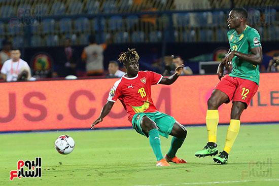 الكاميرون وغينيا بيساو (33) 0