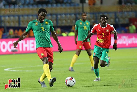 الكاميرون وغينيا بيساو (34) 0
