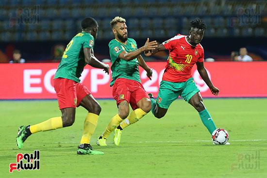 الكاميرون وغينيا بيساو (6) 0
