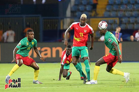 الكاميرون وغينيا بيساو (36) 0