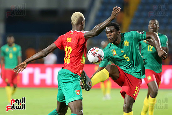 الكاميرون وغينيا بيساو (17) 0