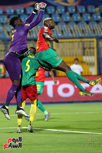 الكاميرون وغينيا بيساو (37) 0