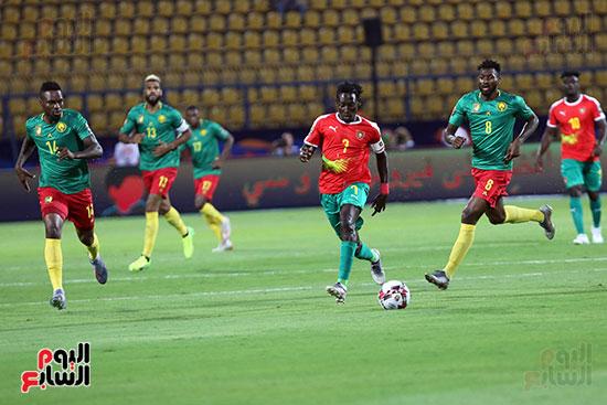الكاميرون وغينيا بيساو (24) 0