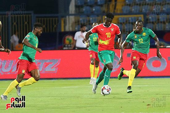 الكاميرون وغينيا بيساو (31) 0