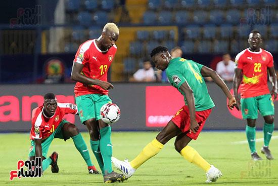 الكاميرون وغينيا بيساو (35) 0