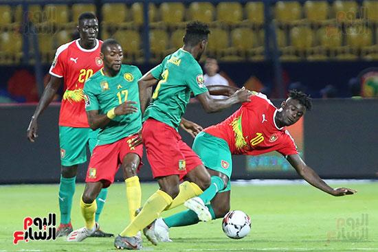 الكاميرون وغينيا بيساو (11) 0