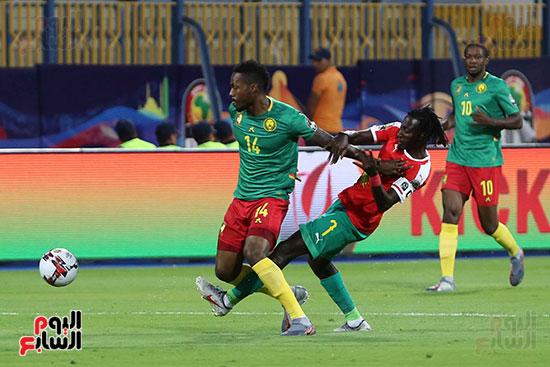 الكاميرون وغينيا بيساو (23) 0