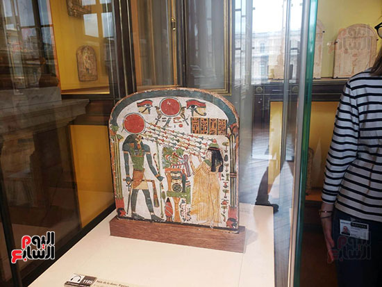 آثار-مصرية-فى-اللوفر-(1)