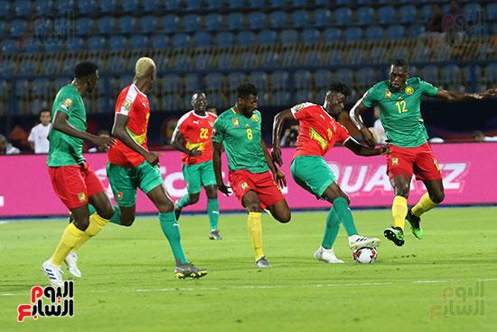 الكاميرون وغينيا بيساو (32) 0