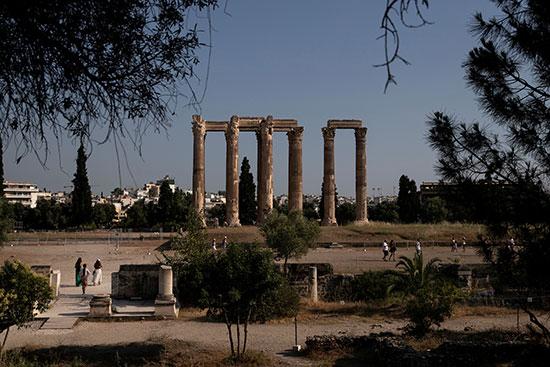 معبد-يونانى