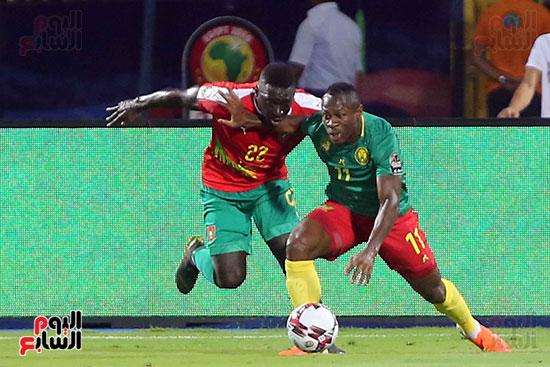 الكاميرون وغينيا بيساو (3) 0